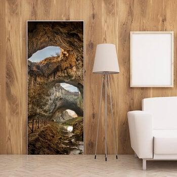 Foto tapete durvīm - Rocky Road cena un informācija | Fototapetes | 220.lv