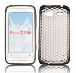 Forcell HTC C110E Radar gumijots telefona maks BACK CASE LUX