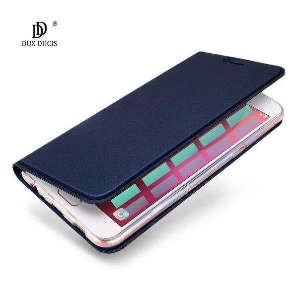 Dux Ducis Premium Magnet Case, piemērots Huawei P30 Lite, zils internetā