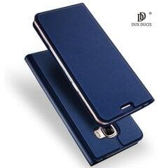 Dux Ducis Premium Magnet Case, piemērots Huawei P30 Lite, zils