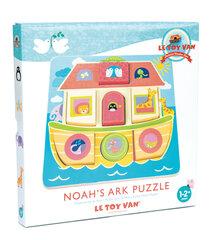 Puzle - Noasa šķirsts, Le Toy Van TV213 cena un informācija | Rotaļlietas zīdaiņiem | 220.lv