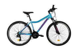 """Sieviešu kalnu velosipēds DHS Teranna 2622 405 26"""", zils"""