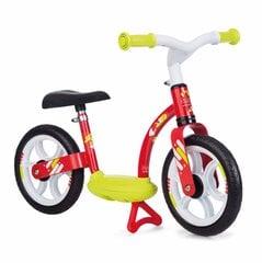 Līdzsvara divritenis Smoby Comfort Red cena un informācija | Balansa velosipēdi | 220.lv
