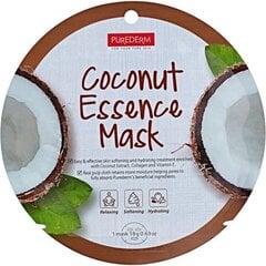 Маска для лица с экстрактом кокоса Purederm 18 г