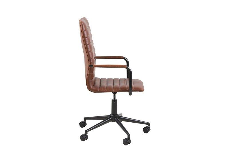 Офисный стул Winslow, коричневый отзыв
