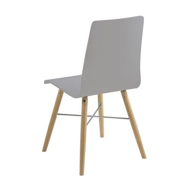 Комплект из 4-х стульев Milton, серый
