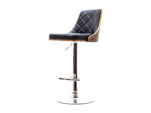 Bāra krēsls Hoker 28, melns/brūns