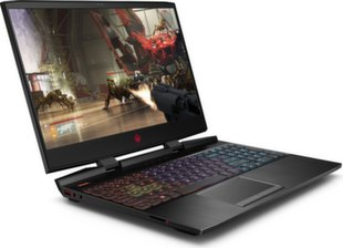 HP Omen 15-dc0008nw (4UF45EA) 8 GB RAM/ 256 GB M.2 PCIe/ 256 GB SSD/ Win10P