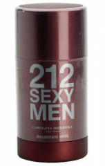 Dezodorants Carolina Herrera 212 Sexy Men 75 ml
