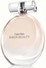 Tualetes ūdens Calvin Klein Sheer Beauty edt 100 ml