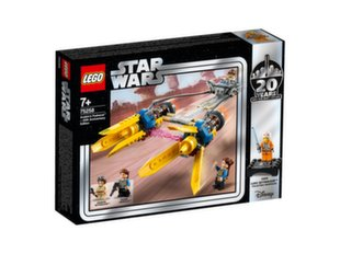 75258 LEGO® Star Wars™ Anakino Podracer™ – 20 юбилейный выпуск