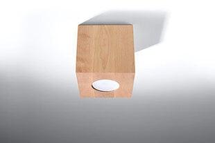 Lampa Quad Natural Wood