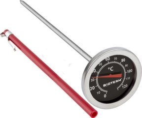 Termometrs kūpinātavai Bioterm, 0 °C-120 °C