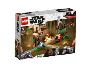 75238 LEGO® Star Wars™ Action Battle Endor™ uzbrukums