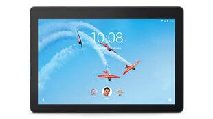 Lenovo TAB E10 X104L, 16GB, 4G, Melns cena un informācija | Planšetdatori | 220.lv