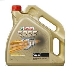 Castrol Edge Titanium FST Turbo Diesel 5W-40, 4L