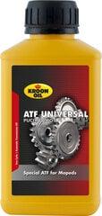 KROON-OIL eļļa transmisijai ATF Universal Puch/Tomos cena un informācija | Moto eļļas | 220.lv