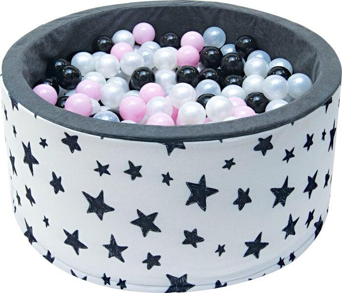 Baseins ar bumbiņām Welox AC1G, pelēks cena un informācija | Rotaļlietas zīdaiņiem | 220.lv