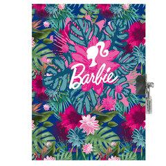 Dienasgrāmata ar slēdzeni Paso Barbie BAP-3650