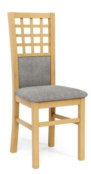 Комплект из 2-х стульев Halmar Gerard 3, цвет дуба/серый