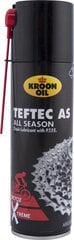 Smērviela velosipēdam aerosolā Kroon-Oil TefTec All season, 300ml cena un informācija | Velo instrumenti, kopšanas līdzekļi | 220.lv