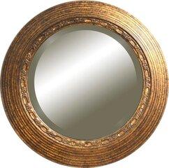 Spogulis Crotone 72, brūns