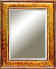 Spogulis Novara, 104x84 cm, zelta krāsa