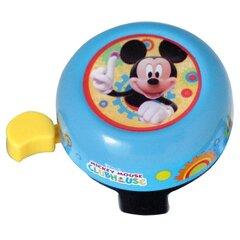 Velosipēda zvans Insportline Mickey Mouse, zils