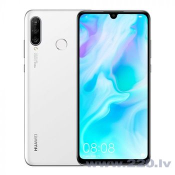 Huawei P30 Lite, 128 GB, Balts