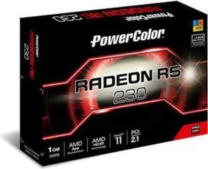 Power Color AXR5 230 2GBK3-HE