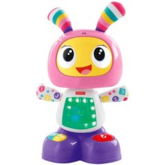 Poļu valodā runājoša un dejojoša interaktīvā rotaļlieta Bella Fisher Price