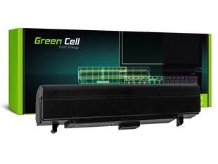 Green Cell Klēpjdatoru akumulators piemērots Asus M5 M5000 S5 S5A S5000 A32-S5 cena un informācija | Akumulatori portatīvajiem datoriem | 220.lv