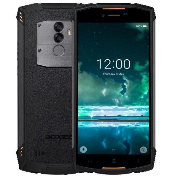 Doogee S55 Lite, 2/16 GB Dual SIM, Melns