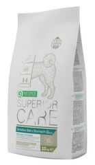 Nature's Protection Superior Care Sensitive Skin and Stomach Dog All breed mazo šķirņu suņiem ar jēru, 10 kg cena un informācija | Sausā barība suņiem | 220.lv