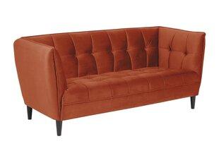 Dīvāns Jonna, oranžs
