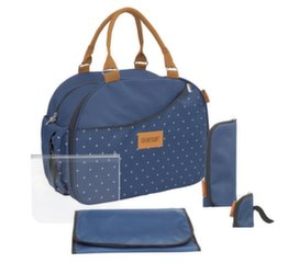 Soma Badabulle Weekend changing bag B043025, Dark Blue
