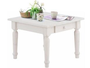 Kafijas galdiņš Dantenn 1S, balts