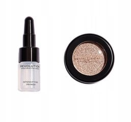 Acu ēnas Makeup Revolution London Flawless Foilsto 2 g, Rebound