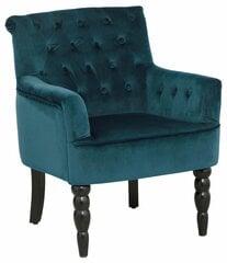 Klubkrēsls Amanda Velvet, zaļš