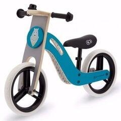 Balansa velosipēds Kinderkraft Uniq, Turquoise cena un informācija | Balansa velosipēdi | 220.lv