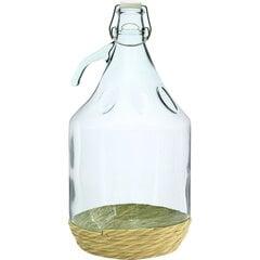 Stikla pudele Dama, 5 L