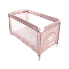 Ceļojumu gultiņa Kikkaboo So Gifted, Pink