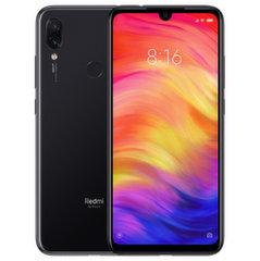 Xiaomi Redmi Note 7, 4/128GB, Dual Sim, Черный