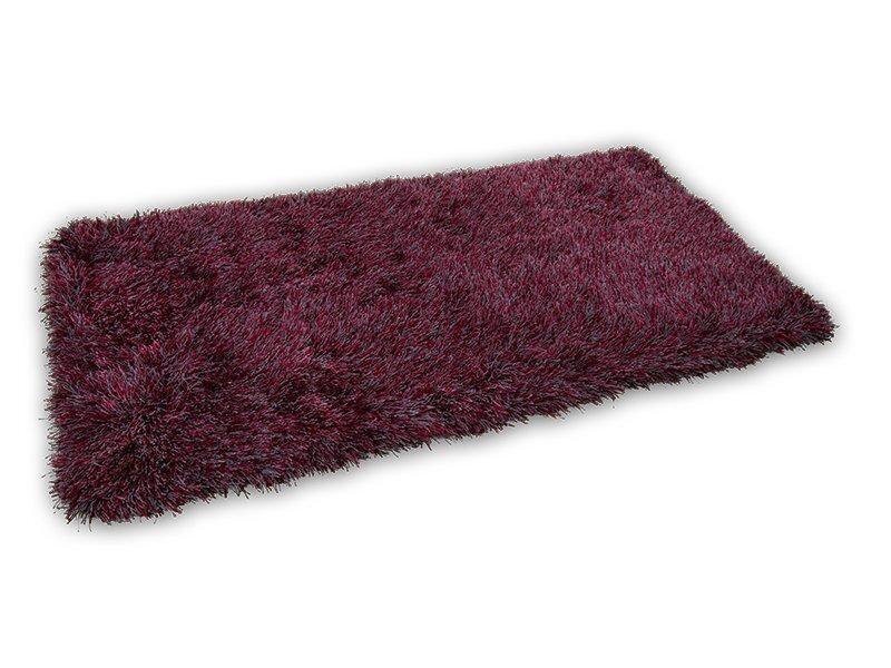 Paklājs Soho grey/red, 70x140 cm