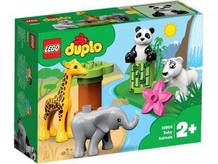 10904 LEGO® DUPLO® Town Mājdzīvnieki