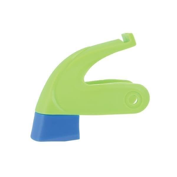 Rezerves bremzes skrituļslidām KHL1015A, zaļas/zilas