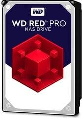"Western Digital Red Pro NAS HDD 4TB 3,5"" SATA 128MB cena un informācija | Cietie diski (HDD, SSD, Hybrid) | 220.lv"