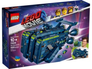70839 LEGO® Movie 2 Rekselsiors!