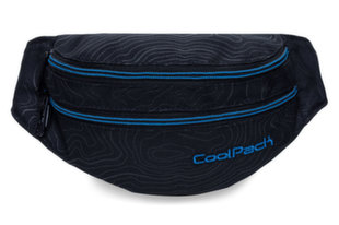Jostas maks CoolPack Madison Topography Blue