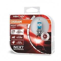 Auto spuldzes Osram Night Breaker Laser (Next Generation) HB4, 51W